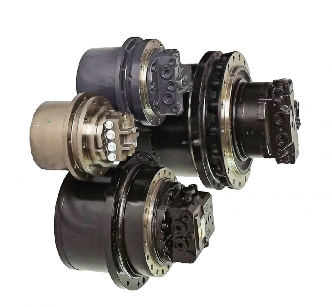 Kobelco 11Y-27-30100 Reman Dozer Travel Motor