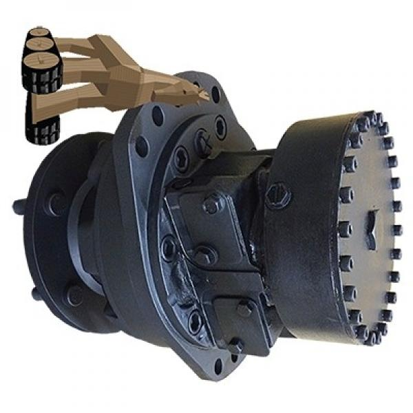 Kobelco SK35SR Hydraulic Final Drive Motor #2 image