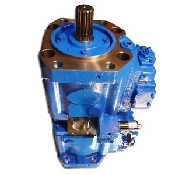 Kobelco 203-60-63110 Eaton Hydraulic Final Drive Motor #1 image