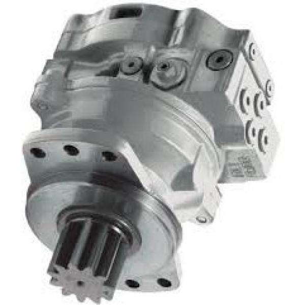 Case 450 2-spd Reman Split Pump Configuration Hydraulic Final Drive Motor #1 image